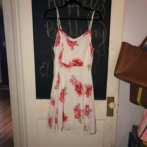 Fit and Flare Old Navy Dress! Like New! Size Large